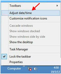 fix access denied error steps in windows 8