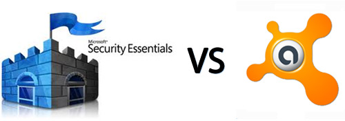 Microsoft Security Essentials Vs. Avast