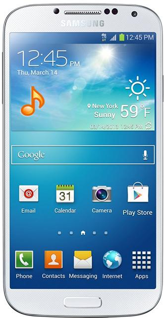 Add music to samsung galaxy S4
