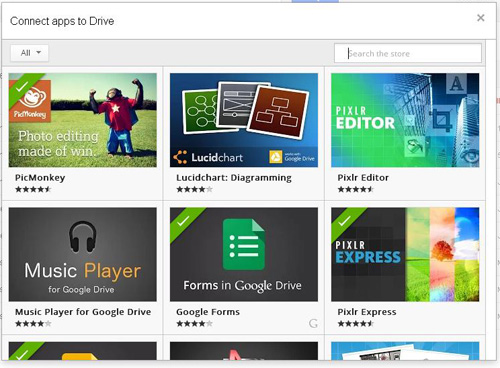 how to delete trash from google drive