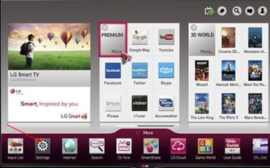 How to Setup Internet on an LG Smart TV | Vtechsquad Blog
