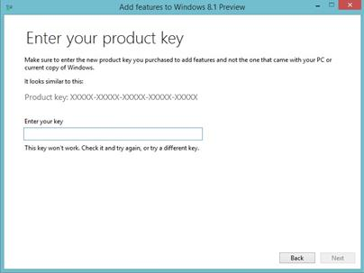 windows product key