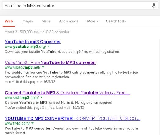 youtube to mp3 converter in seconds