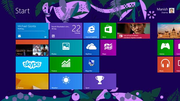 Windows 8.1 - Magazine cover