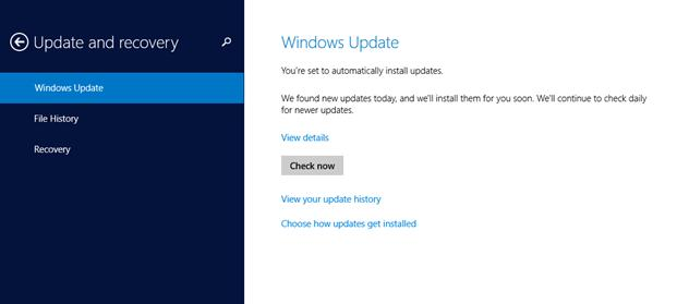 check-windows-update