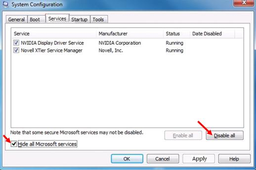 disable-all-microsoft-windows-services