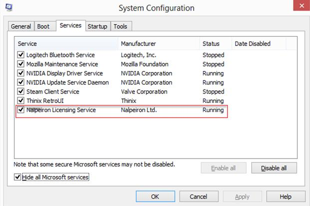 windows-services-configuration