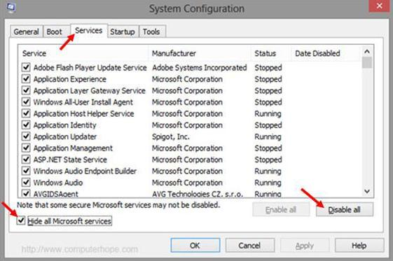 windows-system-configuration