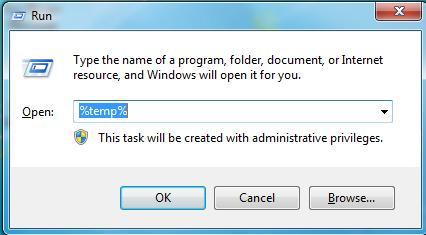 run-temp-folder